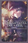 SAGA OF TANYA EVIL LIGHT NOVEL SC VOL 04 (C: 0-1-2)