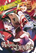 ANGELS OF DEATH GN VOL 05 (C: 1-1-2)