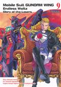MOBILE SUIT GUNDAM WING GLORY OF THE LOSERS GN VOL 09 (C: 1-
