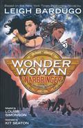 WONDER WOMAN WARBRINGER TP