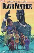 MARVEL ACTION BLACK PANTHER TP BOOK 02 RISE TOGETHER