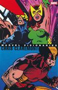 MARVEL VISIONARIES TP CHRIS CLAREMONT