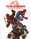 MARVEL MONOGRAPH TP ART OF ED MCGUINNESS