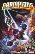 CHAMPIONS BY JIM ZUB TP VOL 02 GIVE AND TAKE