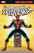 AMAZING SPIDER-MAN EPIC COLLECT TP COSMIC ADVENTURES NEW PTG