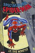 SPECTACULAR SPIDER-MAN TP LO THIS MONSTER