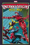 UNCANNY ORIGINS GN TP MYTH & MAGIC