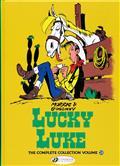 LUCKY LUKE COMPLETE COLL HC VOL 03