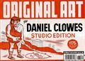 FANTAGRAPHICS STUDIO ED HC DANIEL CLOWES