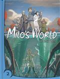 MILOS WORLD BOOK 02 BLACK QUEEN