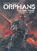 ORPHANS GN VOL 04 WINNERS LOSERS