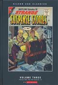 SILVER AGE CLASSICS STRANGE SUSPENSE STORIES HC VOL 03