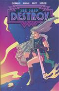 SHE SAID DESTROY TP VOL 01