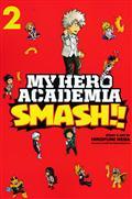 MY HERO ACADEMIA SMASH GN VOL 02