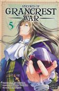 RECORD OF GRANCREST WAR GN VOL 05 (MR)