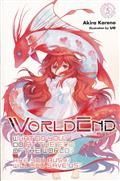 WORLDEND LIGHT NOVEL SC VOL 05