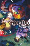 ANGELS OF DEATH EPISODE 0 GN VOL 03