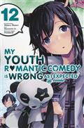MY YOUTH ROMANTIC COMEDY IS WRONG AS I EXPECTED GN VOL 12
