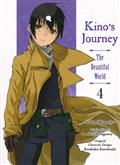 KINOS JOURNEY BEAUTIFUL WORLD GN VOL 04