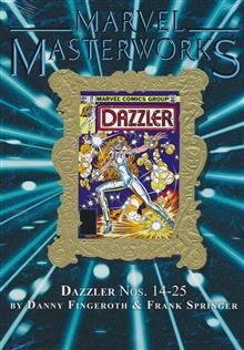 MMW DAZZLER HC VOL 02 DM VAR 302