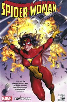 SPIDER-WOMAN TP VOL 01 BAD BLOOD