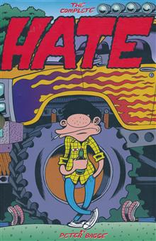 COMPLETE HATE HC PETER BAGGE (MR)