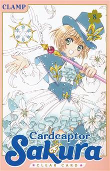 CARDCAPTOR SAKURA CLEAR CARD GN VOL 08