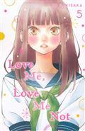 LOVE ME LOVE ME NOT GN VOL 05