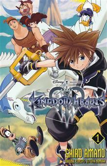 KINGDOM HEARTS III 3 GN VOL 01