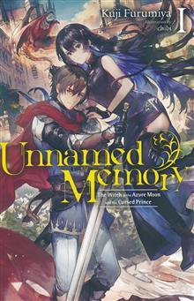 UNNAMED MEMORY LIGHT NOVEL SC VOL 01