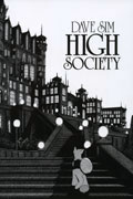 CEREBUS VOL 2 HIGH SOCIETY TP