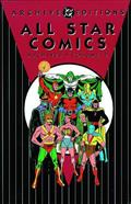 ALL STAR COMICS ARCHIVES HC VOL 02