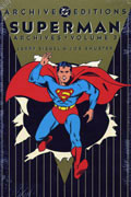 SUPERMAN ARCHIVES HC VOL 03 NEW PTG