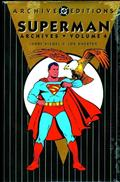 SUPERMAN ARCHIVES HC VOL 04