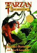 TARZAN LOST ADVENTURE HC