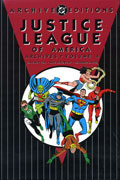 JUSTICE LEAGUE OF AMERICA ARCHIVES VOL 4 HC