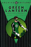 GREEN LANTERN ARCHIVES VOL 1 HC
