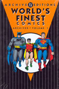 WORLDS FINEST ARCHIVES VOL 1 HC