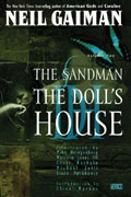 SANDMAN VOL 2 THE DOLLS HOUSE TP