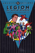 LEGION OF SUPER HEROES ARCHIVES VOL 9 HC