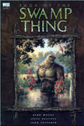 SWAMP THING VOL 1 SAGA OF THE SWAMP THING TP