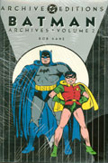 BATMAN DARK KNIGHT ARCHIVES VOL 2 HC (incorrect image shown)