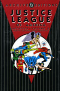 JUSTICE LEAGUE OF AMERICA ARCHIVES HC VOL 06