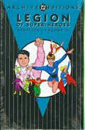 LEGION OF SUPER HEROES ARCHIVES HC VOL 04