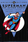 SUPERMAN ACTION COMICS ARCHIVES HC VOL 03