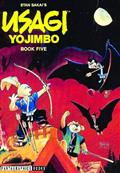 USAGI YOJIMBO TP VOL 05 LONE GOAT KID