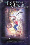 BOOKS OF MAGIC VOL 7 DEATH AFTER DEATH TP