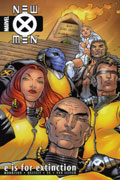 NEW X-MEN VOL 1 E IS FOR EXTINCTION TP
