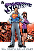 SUPERMAN VOL 3 TIL DEATH DO US PART TP