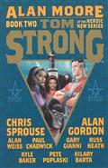 TOM STRONG BOOK TWO HC